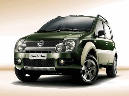 2005 Fiat Panda Cross 1