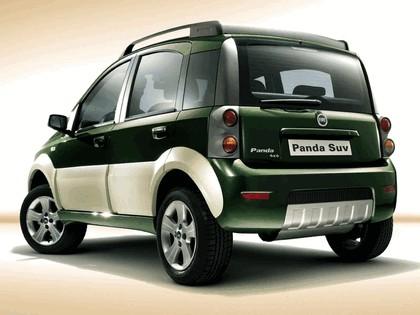 2005 Fiat Panda Cross 2