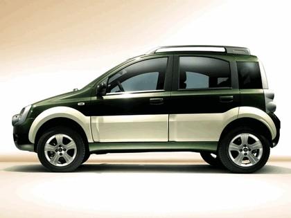 2005 Fiat Panda Cross 3