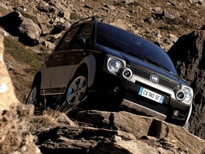 2005 Fiat Panda Cross 4