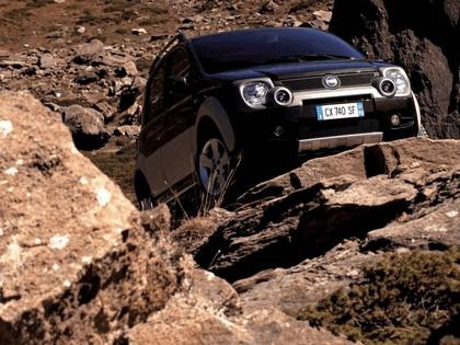 2005 Fiat Panda Cross 5