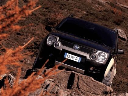 2005 Fiat Panda Cross 6