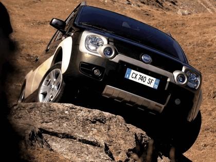 2005 Fiat Panda Cross 8