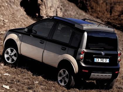 2005 Fiat Panda Cross 10