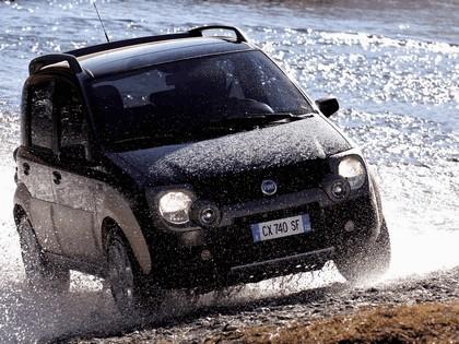 2005 Fiat Panda Cross 13