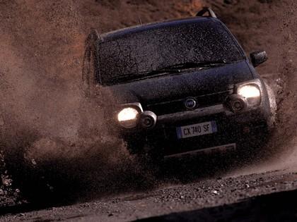 2005 Fiat Panda Cross 14