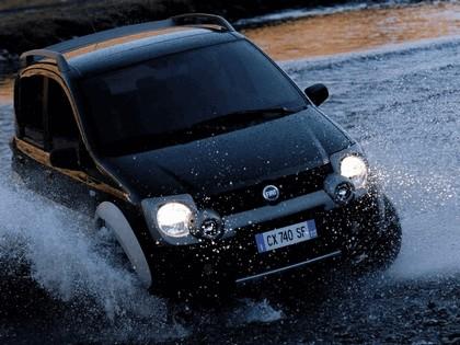 2005 Fiat Panda Cross 16