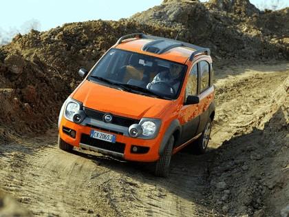 2005 Fiat Panda Cross 21