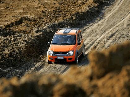 2005 Fiat Panda Cross 22