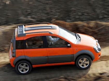 2005 Fiat Panda Cross 23