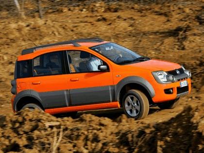 2005 Fiat Panda Cross 24