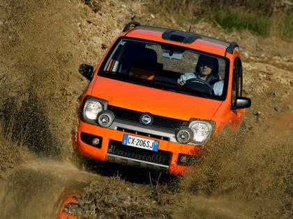 2005 Fiat Panda Cross 25
