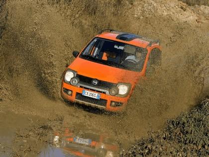 2005 Fiat Panda Cross 26
