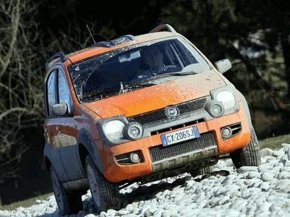 2005 Fiat Panda Cross 27