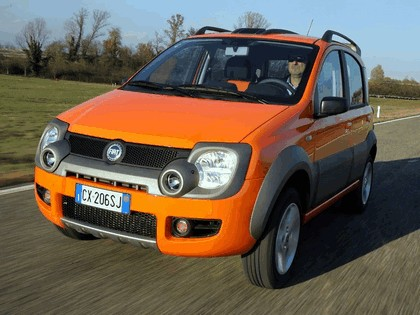 2005 Fiat Panda Cross 30