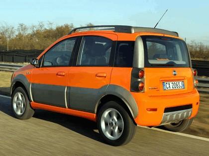 2005 Fiat Panda Cross 31