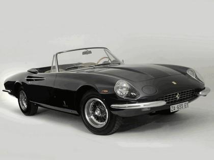 1966 Ferrari 365 California spyder 1