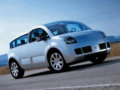 2001 Citroen Crosser concept 2