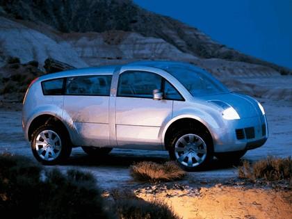 2001 Citroen Crosser concept 3