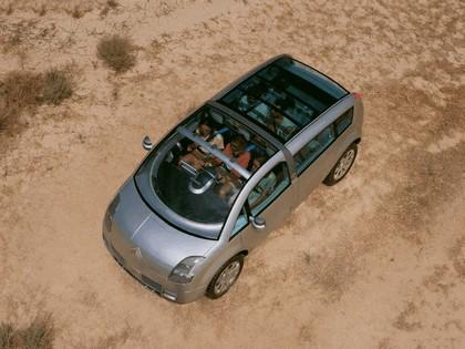 2001 Citroën Crosser concept 4
