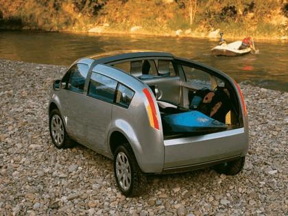 2001 Citroën Crosser concept 5