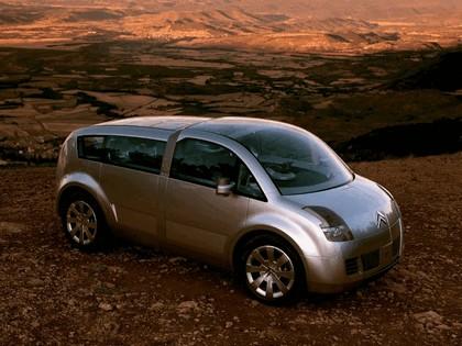 2001 Citroen Crosser concept 7