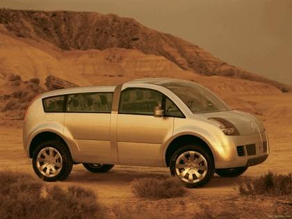 2001 Citroen Crosser concept 11