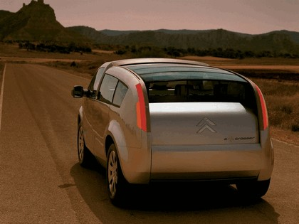 2001 Citroën Crosser concept 13