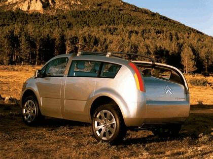 2001 Citroën Crosser concept 14