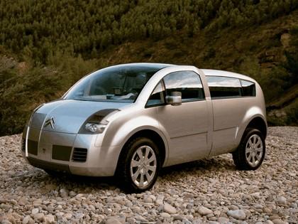 2001 Citroën Crosser concept 16
