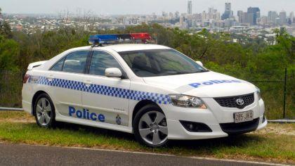 2006 Toyota Aurion V6 Sportivo Police 6