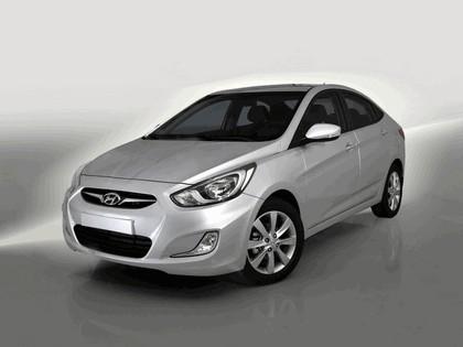 2010 Hyundai Solaris 7
