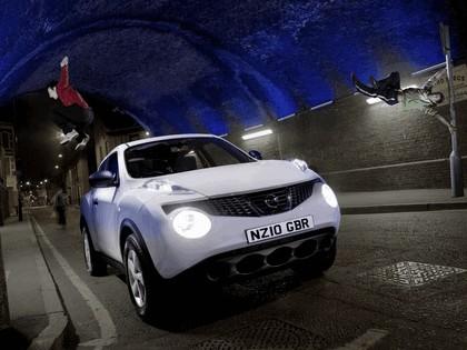 2010 Nissan Juke - UK version 2