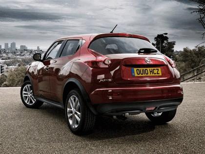 2010 Nissan Juke - UK version 5