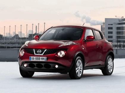 2010 Nissan Juke - UK version 6