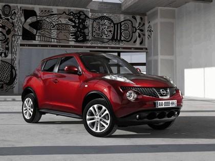 2010 Nissan Juke - UK version 9