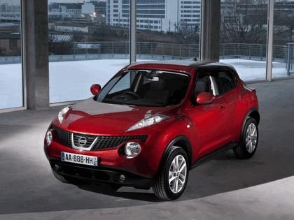2010 Nissan Juke - UK version 11