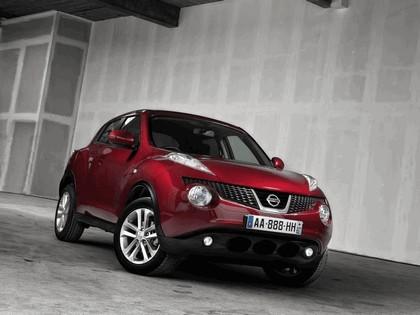 2010 Nissan Juke - UK version 12