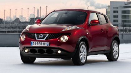2010 Nissan Juke - UK version 1