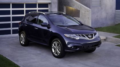 2010 Nissan Murano LE - USA version 3