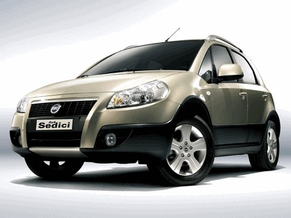 2005 Fiat Sedici 1