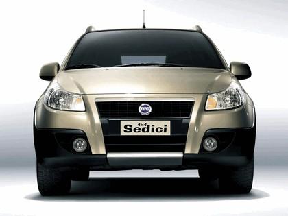 2005 Fiat Sedici 3