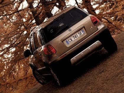2005 Fiat Sedici 5