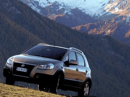 2005 Fiat Sedici 8