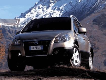 2005 Fiat Sedici 10