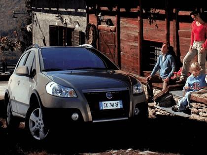 2005 Fiat Sedici 16