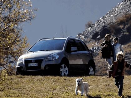 2005 Fiat Sedici 17