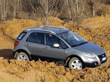 2005 Fiat Sedici 19