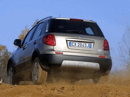 2005 Fiat Sedici 21