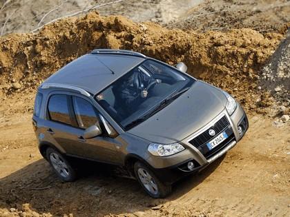 2005 Fiat Sedici 22